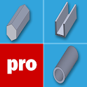 Metal Weight Calculator Pro icon