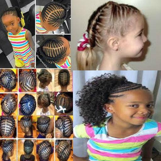 KIDS HAIRSTYLES AND BRAIDS