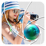 Photo Background Editor Icon