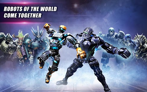 Real Steel World Robot Boxing Apk Mod Dinheiro Infinito- 10