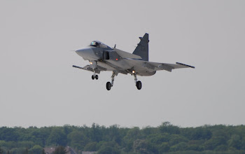 Photo: JAS-39C Gripen