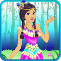 Native Princess Makeover icon