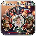 Merry Christmas Video Maker 2019 icon