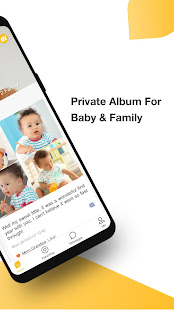 Growing-Baby Photo & Video Sharing, Family Album