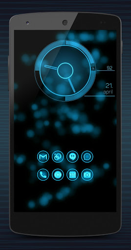 UIcons blue - Icon Pack