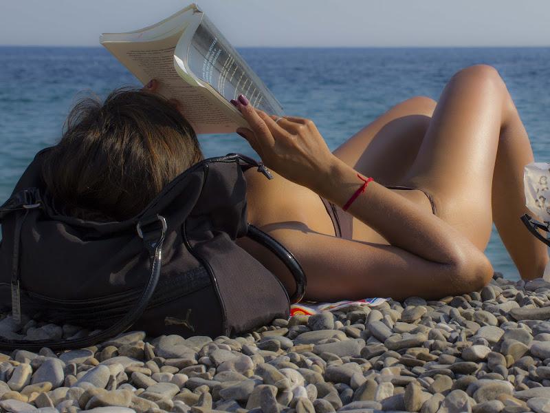 Relax in spiaggia di lexel75