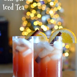 Christmas Iced Tea Recipes