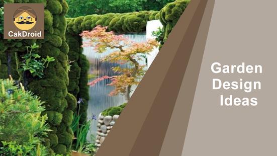zahradní architektura - náhled