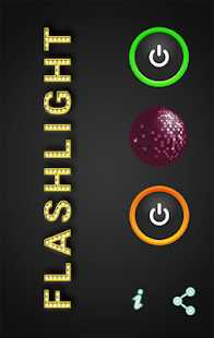 Flashlight - LED Torch - náhled