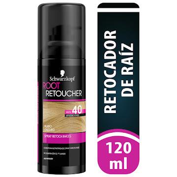Retoca Raices Root   Retoucher Rubio Oscuro spray x120ml