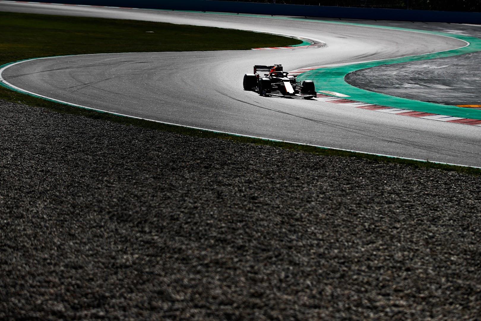 F1インシーズンテスト1