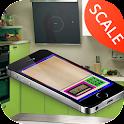 kitchen scale app icon