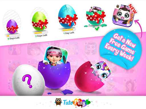 TutoPLAY - Best Kids Games in 1 App 3.4.500 screenshots 16