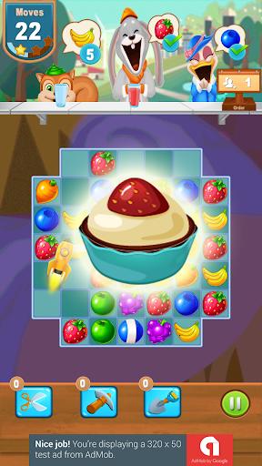 Juice Jam Match 3 Fun screenshot 1