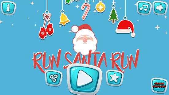 Santa's Runner ! - náhled