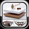 Modern Coffee Table Home Ideas DIY Designs Gallery icon