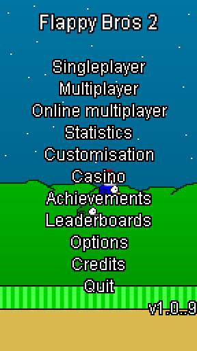 Flappy Bros 2 Online
