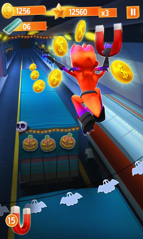 Screenshots of Bus Rush for iPhone