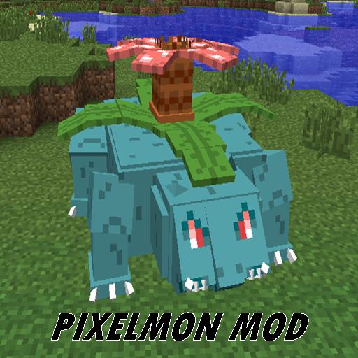 Pixelmon PE Mods