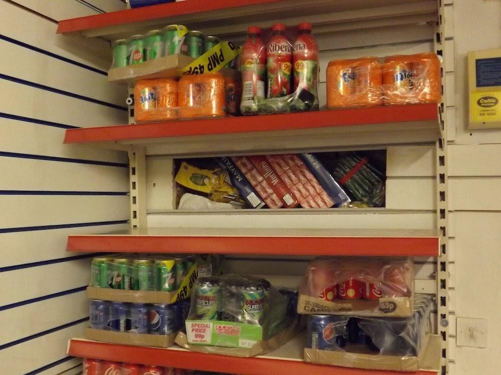 Former shopkeeper given suspended jail sentence
