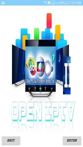 Open IPTV Free 1.2 screenshots 2
