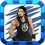 Roman Reigns Wallpaper HD WWE APK icon