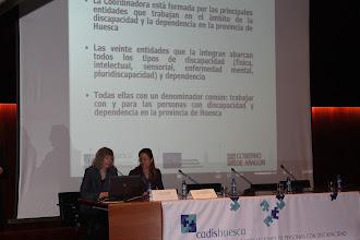 Photo: Exposición resultados del proyecto