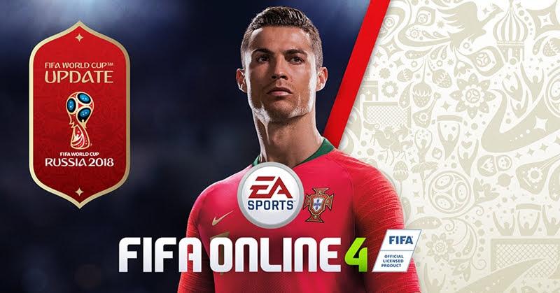[FIFA Online 4] OBT 12 มิ.ย.! …พร้อมสัมผัสประสบการณ์ FIFA World Cup