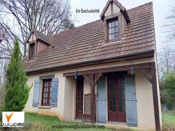 maison à Preuilly (18)