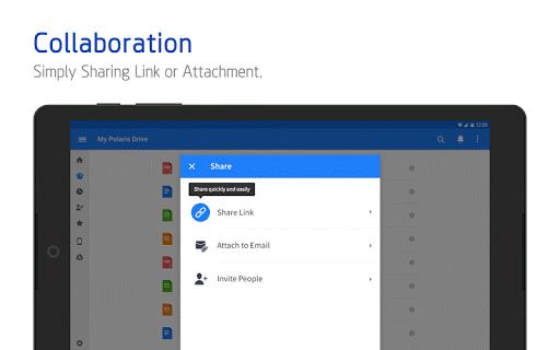 Polaris Office for LG 7.3.21 screenshots 16
