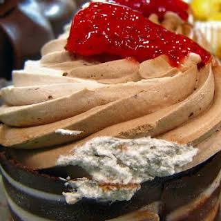 Chocolate Berry Trifle.