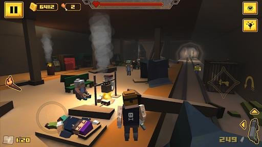 BLOCKAPOLYPSEu2122 - Zombie Shooter 1.07 screenshots 11