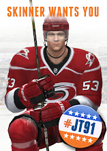 Photo: Jeff Skinner Wants YOU To Vote For #JT91 for #NHL13Cover. Vote here: covervote.nhl.com #Isles #TBLightning