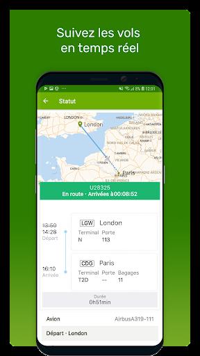 Go Voyages: Ru00e9server des vols et voyages pas chers  screenshots 4