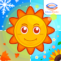 Marbel Seasons - Fun PreSchool icon
