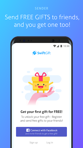 SwiftGift screenshot 1