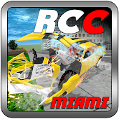 Real Car Crash Miami