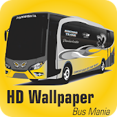 Wallpaper Bus Mania HD