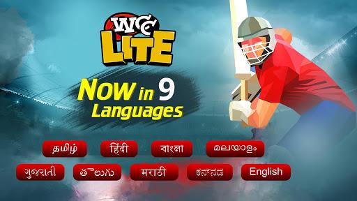 World Cricket Championship LITE  captures d'u00e9cran 1