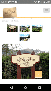 Villa Belle Chalés- screenshot thumbnail