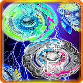 Power Storm Beyblade Puzzle