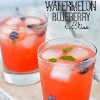 Watermelon Blueberry Bliss.
