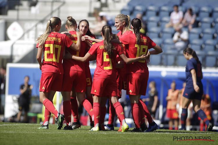 Afscheidsfeestje Zeler in stijl: Belgian Red Flames vermorzelen WK-ganger Thailand
