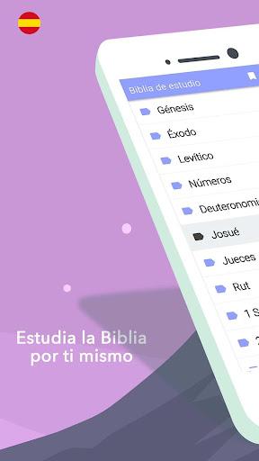 Biblia de estudio Apk 1