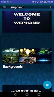 Wephand - náhled