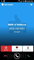 Screenshot of Call Control - Call Blocker