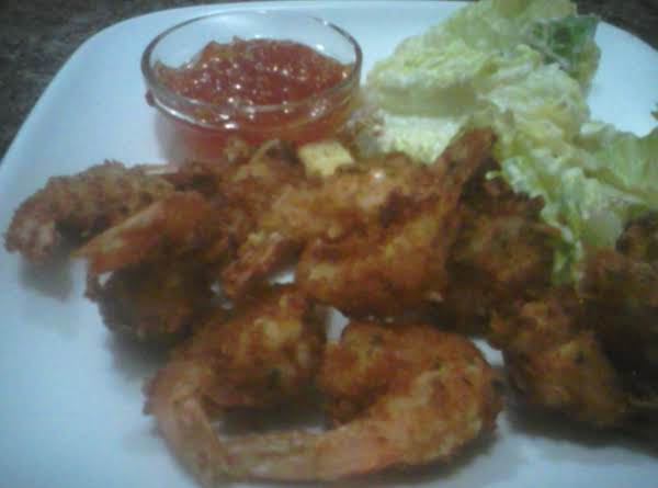 Neely's Jumbo Coconut Shrimp And Dipping Sauce