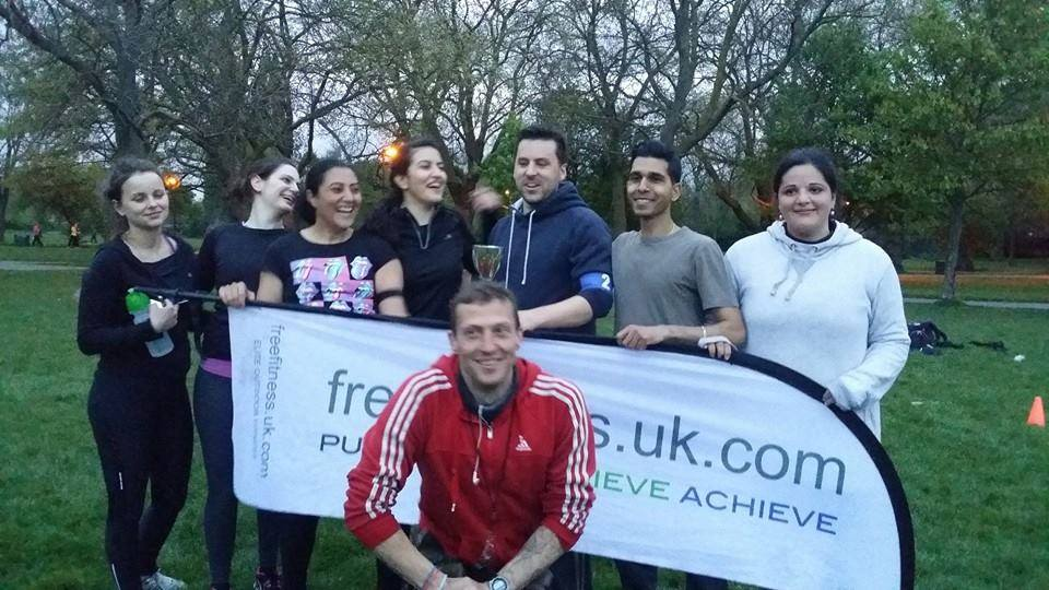 GoSweat Tooting Boot camps | Free Fitness