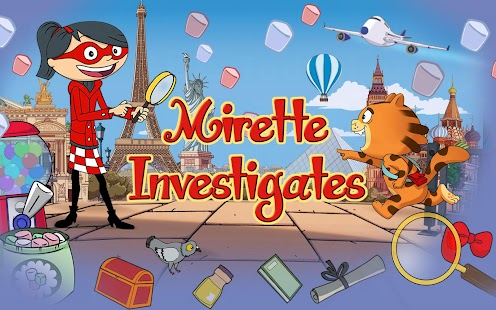Mirette Investigates - Hidden Objects- screenshot thumbnail