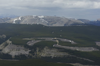 Photo: Plateau Mountain.
